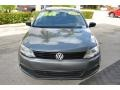 Volkswagen Jetta S Sedan Platinum Gray Metallic photo #3