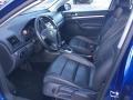 Volkswagen Jetta SE Sedan Blue Graphite Metallic photo #3