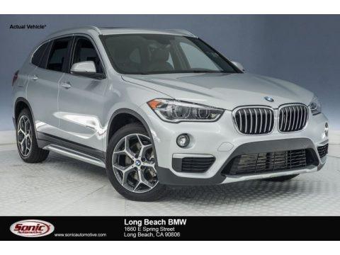 Glacier Silver Metallic 2017 BMW X1 sDrive28i