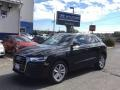 Audi Q3 2.0 TFSI Premium quattro Brilliant Black photo #1