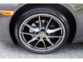 Porsche 911 Carrera Cabriolet Agate Grey Metallic photo #9