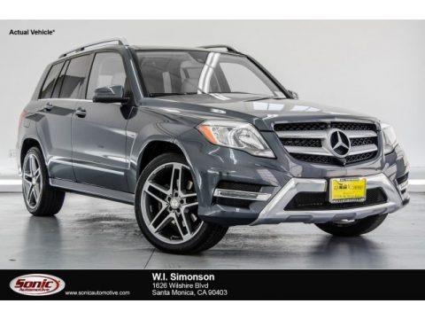 Steel Grey Metallic 2015 Mercedes-Benz GLK 350