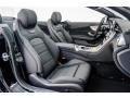 Mercedes-Benz C 63 S AMG Cabriolet Obsidian Black Metallic photo #2