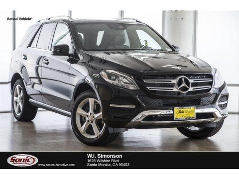 Black 2018 Mercedes-Benz GLE 350 4Matic