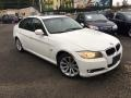 BMW 3 Series 328i xDrive Sedan Alpine White photo #1