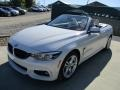 BMW 4 Series 440i xDrive Convertible Alpine White photo #8