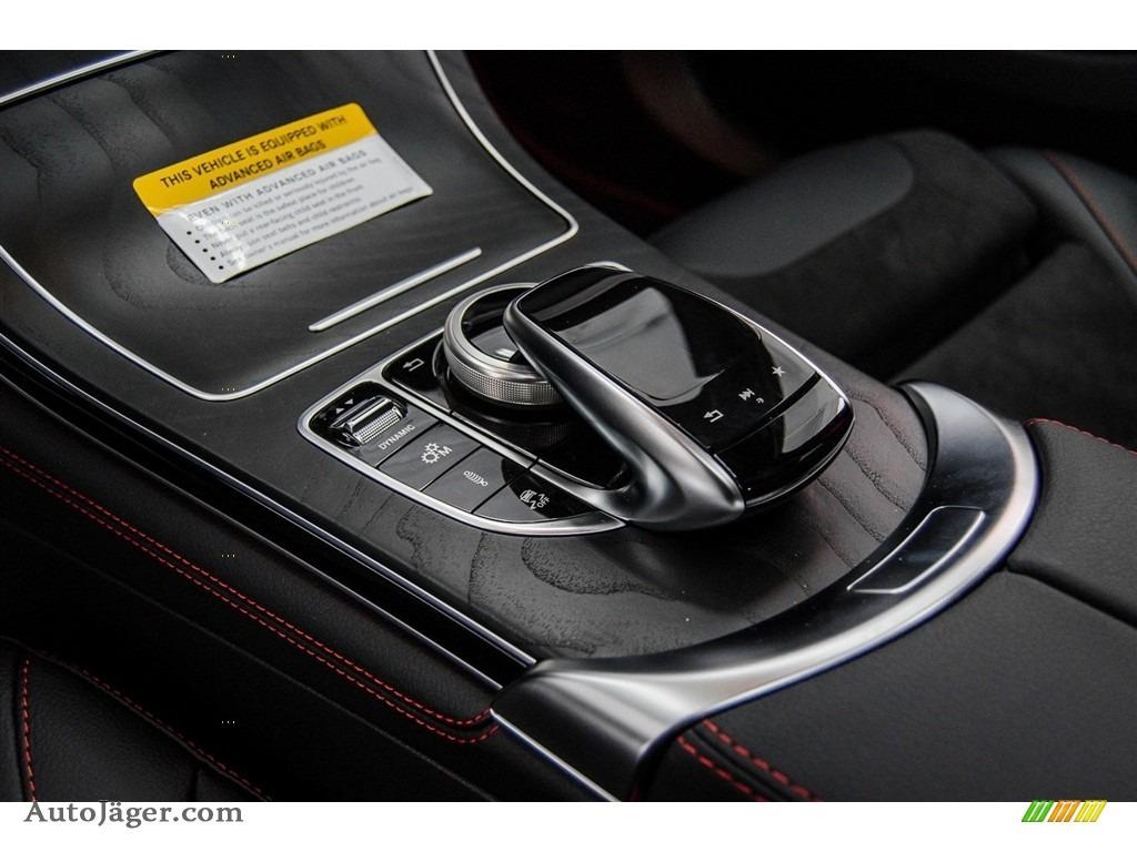 2018 GLC AMG 43 4Matic - Black / Black photo #7