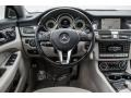 Mercedes-Benz CLS 550 Coupe Palladium Silver Metallic photo #4