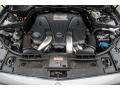 Mercedes-Benz CLS 550 Coupe Palladium Silver Metallic photo #9