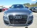 Audi Q5 2.0 TFSI Premium Plus quattro Monsoon Gray Metallic photo #2