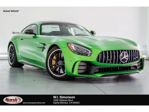 AMG Green Hell Magno 2018 Mercedes-Benz AMG GT R