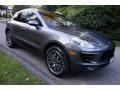 Porsche Macan S Agate Grey Metallic photo #8