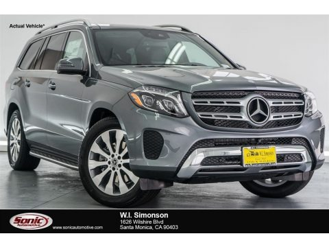 Selenite Grey Metallic 2018 Mercedes-Benz GLS 450 4Matic