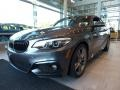 BMW 2 Series 230i xDrive Coupe Mineral Grey Metallic photo #3