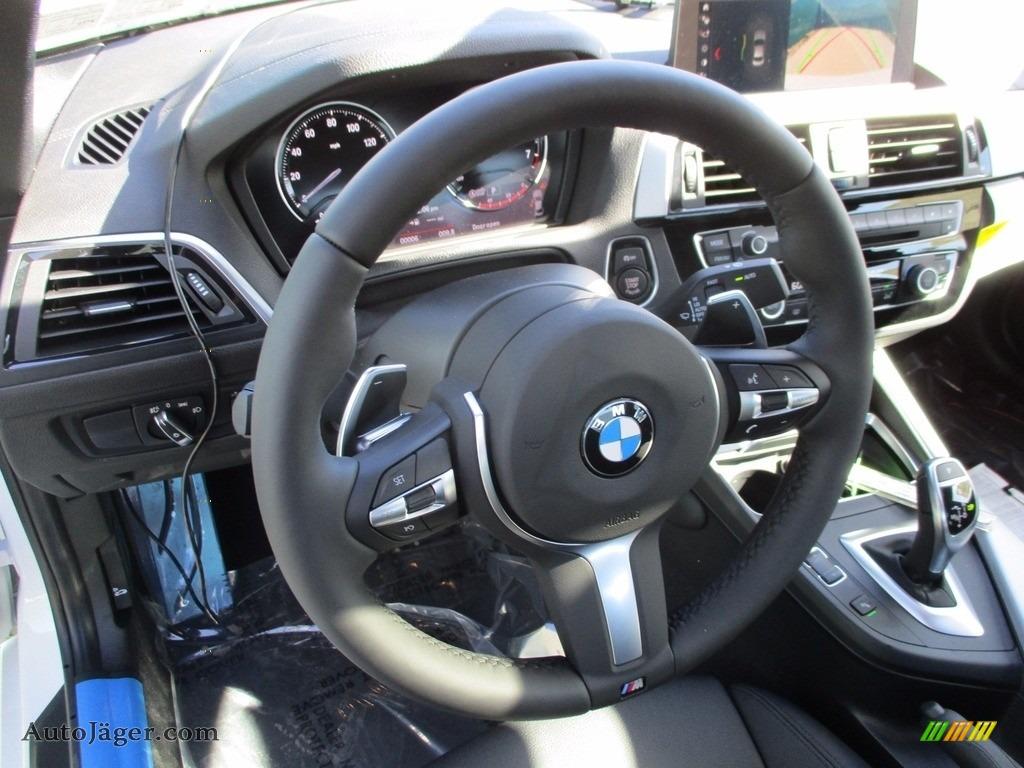 2018 2 Series M240i xDrive Coupe - Alpine White / Black photo #13