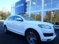 Audi Q7 3.0 Premium Plus quattro Cararra White photo #1