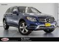 Mercedes-Benz GLC 300 Brilliant Blue Metallic photo #1