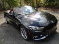 BMW 4 Series 430i xDrive Convertible Black Sapphire Metallic photo #5