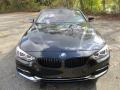 BMW 4 Series 430i xDrive Convertible Black Sapphire Metallic photo #6