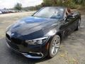 BMW 4 Series 430i xDrive Convertible Black Sapphire Metallic photo #7