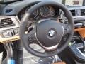 BMW 4 Series 430i xDrive Convertible Black Sapphire Metallic photo #16