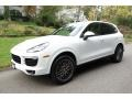 Porsche Cayenne Platinum Edition White photo #1