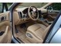 Porsche Cayenne Platinum Edition Rhodium Silver Metallic photo #10