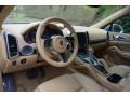 Porsche Cayenne Platinum Edition Rhodium Silver Metallic photo #19