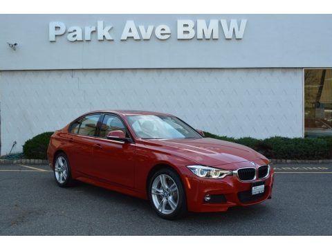 Melbourne Red Metallic 2017 BMW 3 Series 330i xDrive Sedan