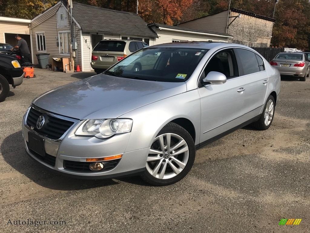 2009 Passat Komfort Sedan - Reflex Silver Metallic / Classic Grey photo #1