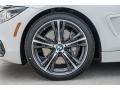 BMW 4 Series 440i Gran Coupe Alpine White photo #9