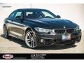 BMW 4 Series 440i Coupe Black Sapphire Metallic photo #1