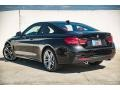 BMW 4 Series 440i Coupe Black Sapphire Metallic photo #3