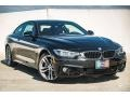 BMW 4 Series 440i Coupe Black Sapphire Metallic photo #11