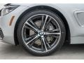 BMW 4 Series 440i Convertible Glacier Silver Metallic photo #9