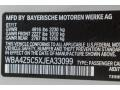 BMW 4 Series 440i Convertible Glacier Silver Metallic photo #11