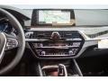BMW 5 Series 540i Sedan Imperial Blue Metallic photo #5