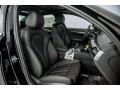 BMW 5 Series 540i Sedan Jet Black photo #2