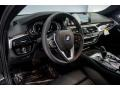BMW 5 Series 540i Sedan Jet Black photo #6