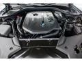 BMW 5 Series 540i Sedan Jet Black photo #8