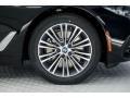 BMW 5 Series 540i Sedan Jet Black photo #9