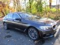 BMW 5 Series 530i xDrive Sedan Dark Graphite Metallic photo #1