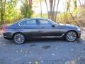 BMW 5 Series 530i xDrive Sedan Dark Graphite Metallic photo #2