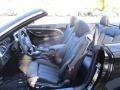 BMW 4 Series 430i xDrive Convertible Black Sapphire Metallic photo #6