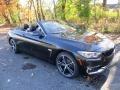 BMW 4 Series 430i xDrive Convertible Black Sapphire Metallic photo #8