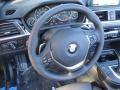 BMW 4 Series 430i xDrive Convertible Black Sapphire Metallic photo #11