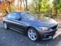 BMW 4 Series 440i xDrive Convertible Mineral Grey Metallic photo #1