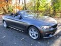 BMW 4 Series 440i xDrive Convertible Mineral Grey Metallic photo #6