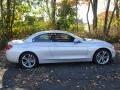 BMW 4 Series 430i xDrive Convertible Glacier Silver Metallic photo #2