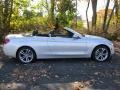 BMW 4 Series 430i xDrive Convertible Glacier Silver Metallic photo #5